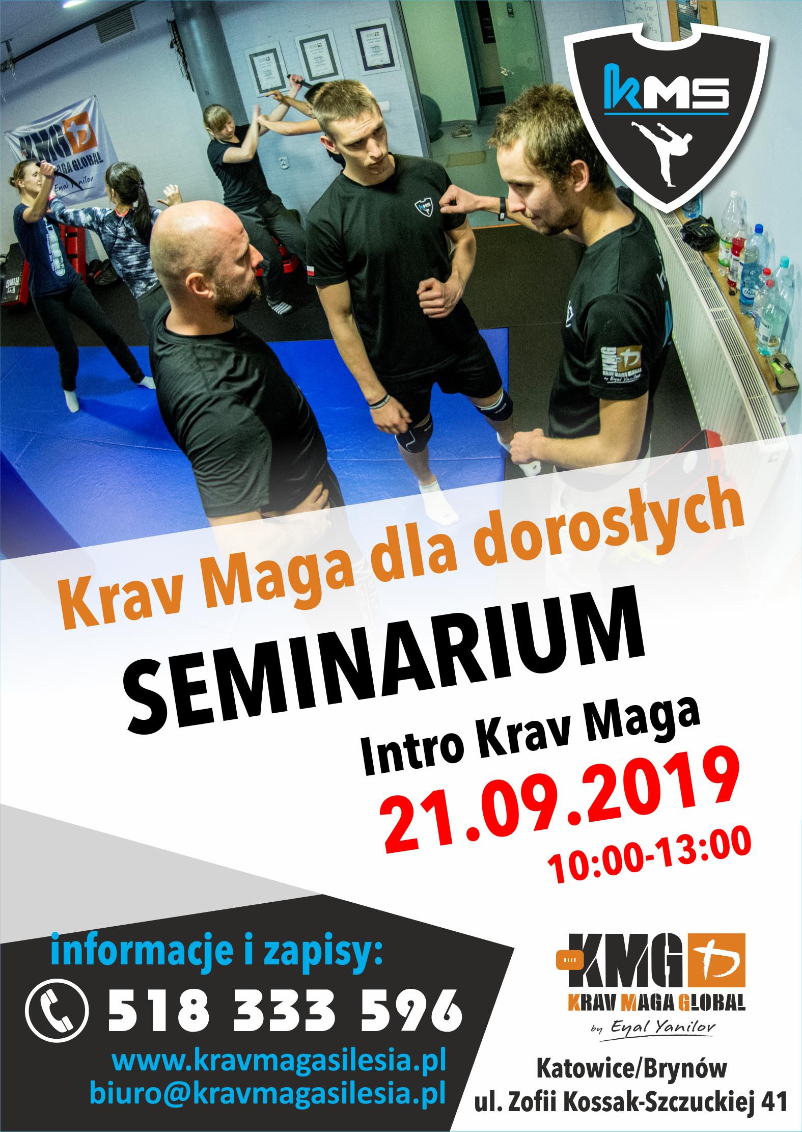 Seminarium – Intro Krav Maga
