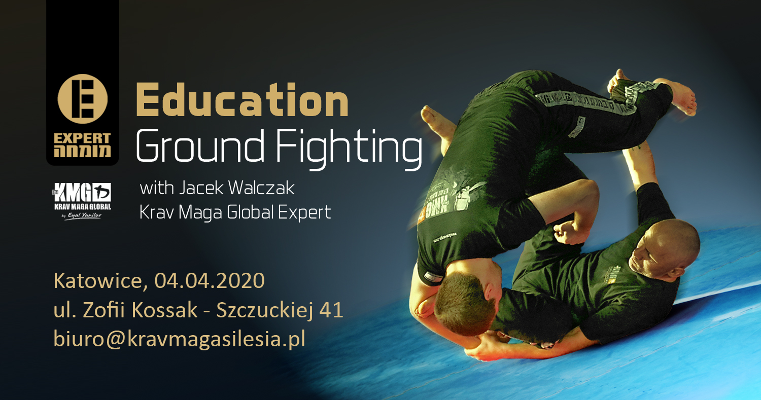 E Education – Ground Fighting